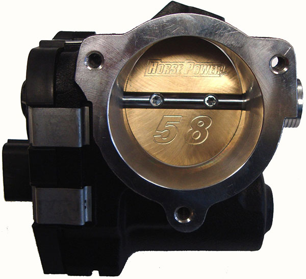 horsepower throttle body