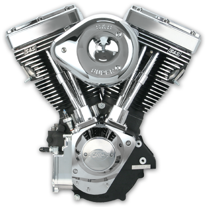 EVO 96-111-113-124 Harley Replacement Engine